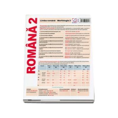 Limba romana. Morfologia 2