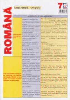 Limba romana. Ortografie