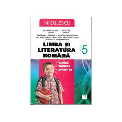 Limba si literatura romana. Auxiliar pentru clasa a V-a (Editie revizuita si imbunatatita)