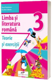 Limba si literatura romana. Caiet de activitati. Clasa a III-a