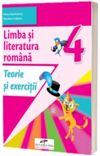 Limba si literatura romana. Caiet de activitati. Clasa a IV-a