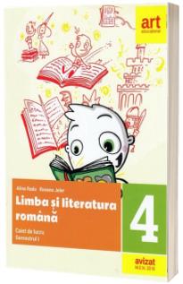 Limba si literatura romana, caiet de lucru pentru clasa a IV-a, Semestrul aI I-lea