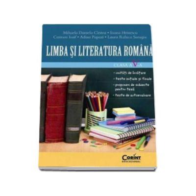 Limba si Literatura Romana, clasa a V-a (unitati de invatare, teste initiale si finale, propuneri de subiecte pentru teza, teste de autoevaluare)