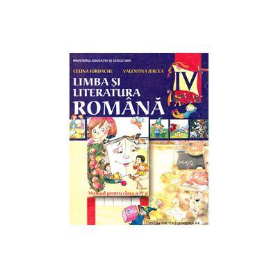 Limba si Literatura Romana cls. a-IV-a