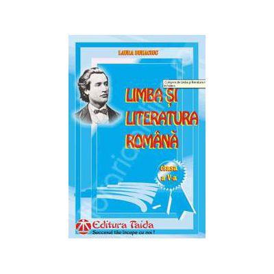 Limba si literatura romana culegere pentru clasa a V-a