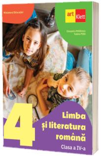 Limba si literatura romana. Manual pentru clasa a IV-a (Cleopatra Mihailescu si Tudora Pitila)
