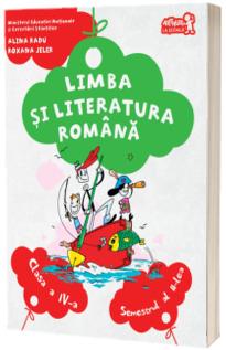 Limba si literatura romana, manual pentru clasa a IV-a. Semestrul al II-lea