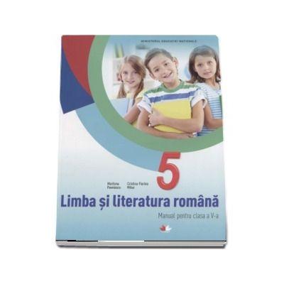 Limba si literatura romana, manual pentru clasa a V-a - Marilena Pavelescu (Contine CD cu editia digitala)
