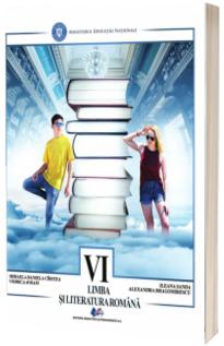 Limba si literatura romana, manual pentru clasa a VI-a, Cirstea Mihaela Daniela