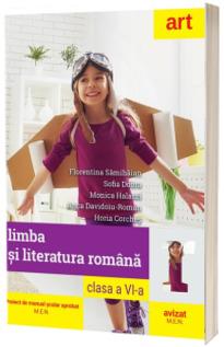 Limba si literatura romana, manual pentru clasa a VI-a