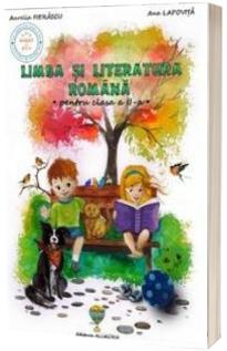Limba si literatura romana pentru clasa a II-a