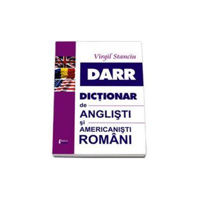 DAAR - Dictionar de Anglisti si Americanisti Romani. Editia a II-a, revazuta si adaugita