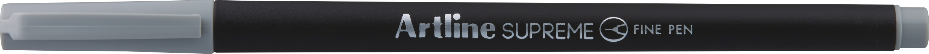 Liner Artline Supreme, varf fetru 0.4mm - gri pastel