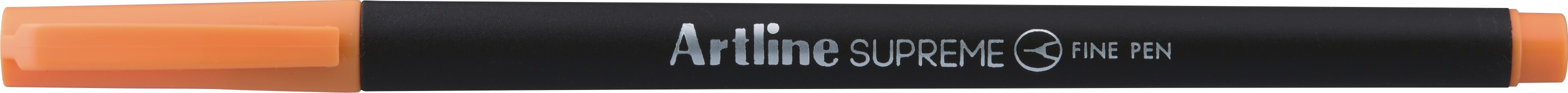 Liner Artline Supreme, varf fetru 0.4mm - orange pastel
