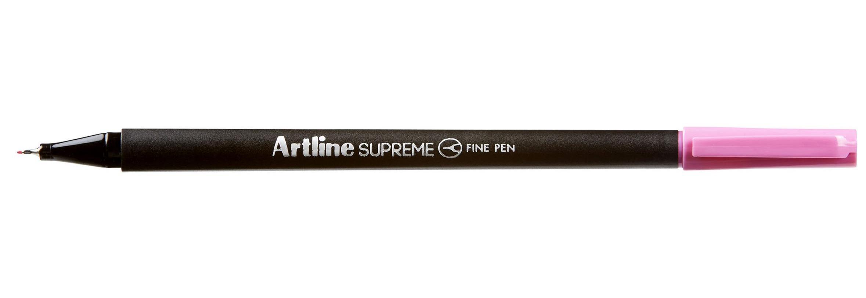 Liner Artline Supreme, varf fetru 0.4mm - roz