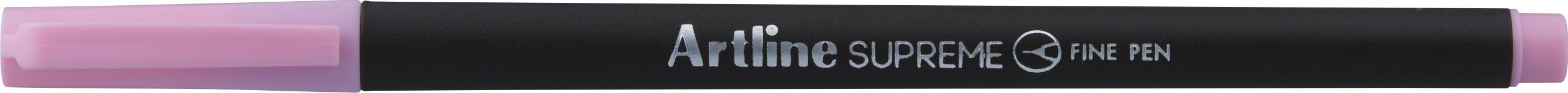 Liner Artline Supreme, varf fetru 0.4mm - roz pastel