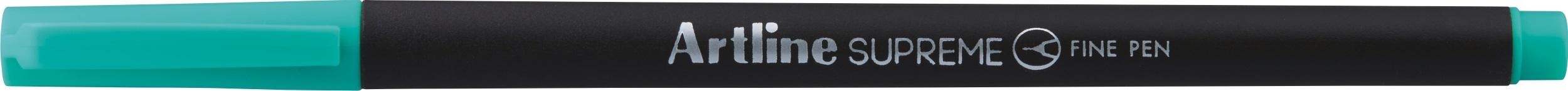 Liner Artline Supreme, varf fetru 0.4mm - turcoaz deschis