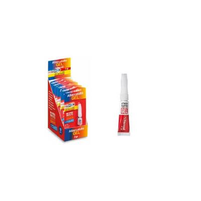 Lipici gel, universal, rezistent, 2gr., aplicare verticala