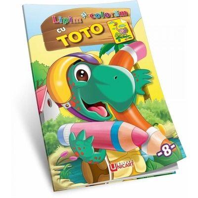 Lipim si coloram - Toto
