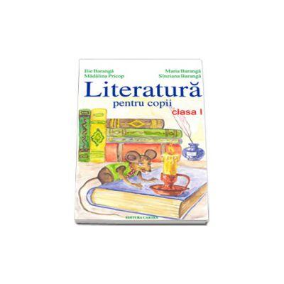 Literatura pentru copii. Clasa I - Lectura suplimentara (auxiliar didactic)