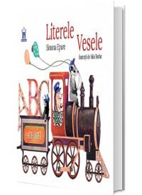 Literele Vesele - Simona Epure. Editie ilustrata