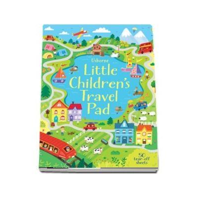 Little childrens travel pad