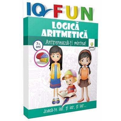 Logica aritmetica - IQ FUN