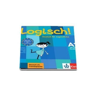 Logisch! (A1) Deutsch fur Jugendliche Audio-CD zum Kursbuch - Format CD