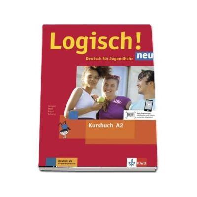 Logisch! neu A2 Deutsch fur Jugendliche Kursbuch mit Audios zum Download