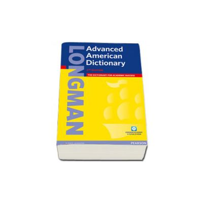 Advanced American Dictionary (2nd Edition) - With Longman Academic e-Tutor CD-ROM