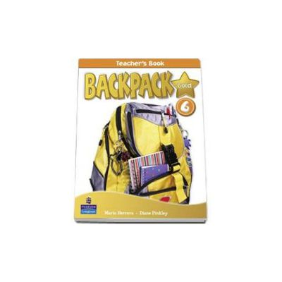 Backpack Gold 6 Teachers Book