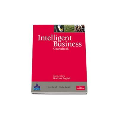 Intelligent Business Elementary level Coursebook - Barrall Irene