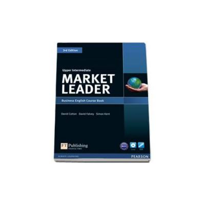 Market Leader 3rd Edition Upper-Intermediate Coursebook with DVD pack - Cotton David
