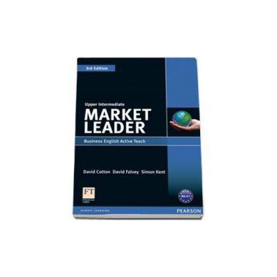 Market Leader 3rd Edition Upper-Intermediate level. Business English Active Teach - Cotton David