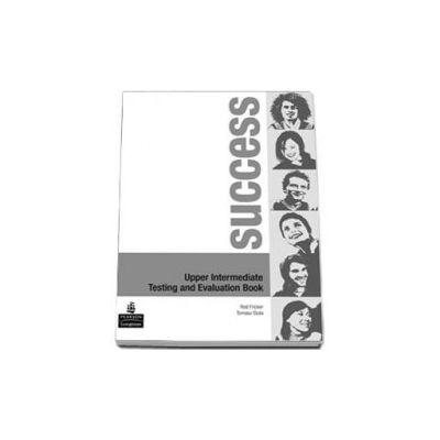 Success Upper-Intermediate level. Testing and Evaluation Book