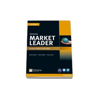 Market Leader Elementary Business English Coursebook 3rd Edition with DVD-Rom pack (Simon Kent)