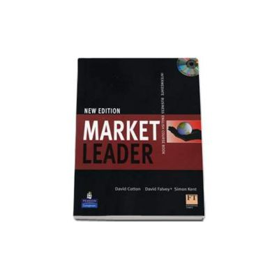 Market Leader. Intermediate Business English Coursebook with Self study CD