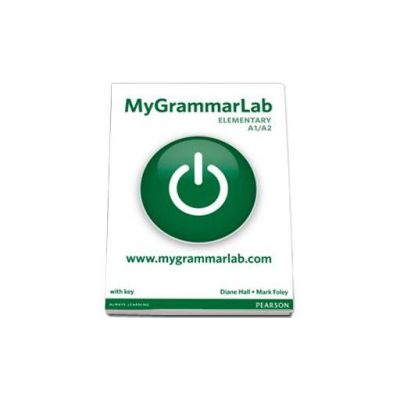MyGrammarLab Elementary A1/A2 with Key and MyLab Pack