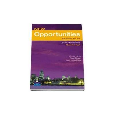New Opportunities Upper Intermediate Students Book