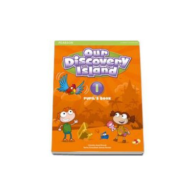 Our Discovery Island Level 1 Pupils Book plus pin code