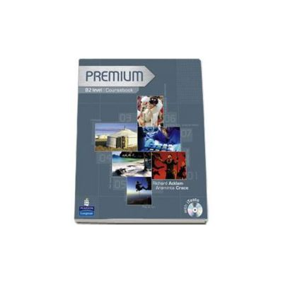 Premium B2 level Coursebook. Exam Reviser with iTests (Richard Acklam)