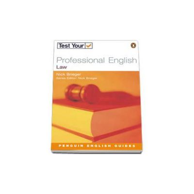 Test your Professional English Law - Nick Brieger