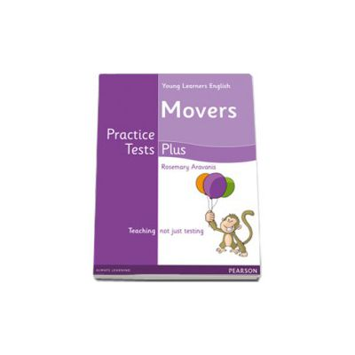 Young Learners English Movers Practice. Tests Plus Students Book