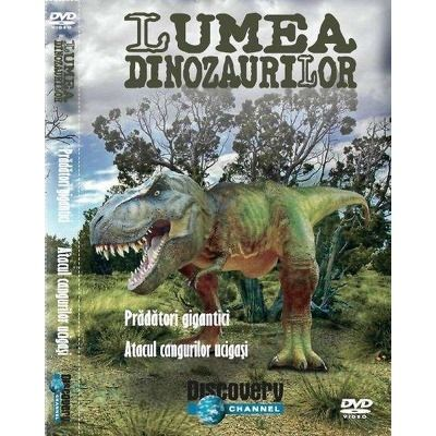 Lumea dinozaurilor (Volumul 4). Pradatori gigantici, Atacul cangurilor ucigasi. DVD