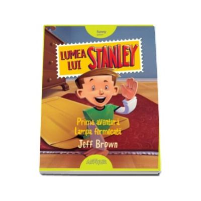 Lumea lui Stanley - Prima aventura, lampa fermecata