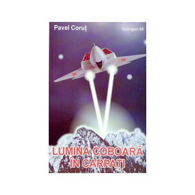 Lumina coboara in Carpati
