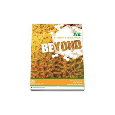 Beyond A2 level - Students Book Pack (Robert Campbell)