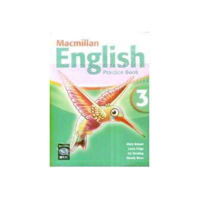 Macmillan English Practice book level 3