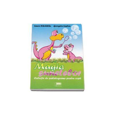 Magia sunetelor. Colectie de palatograme pentru copii - Contine CD