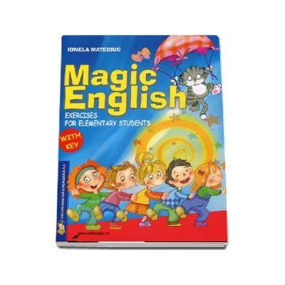 Magic English. Exercises for elementary students, with key
